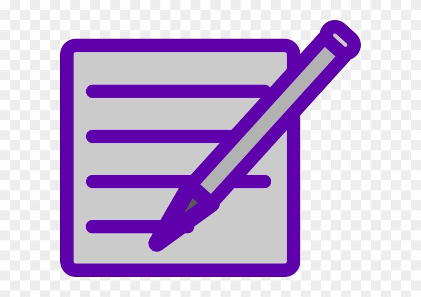 Edit Document Clip Art - Button Edit #121245