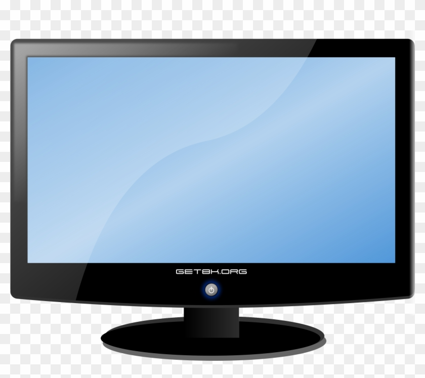 Clipart - Monitor Clipart #121298