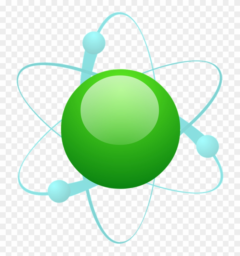 Chemistry Search Results For Chemical Pictures Clip - Particle Clipart #121364