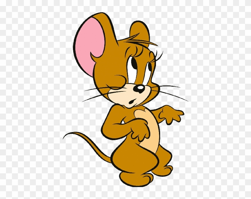 Clipart Of Tom And Jerry Clip Art Library - Jerry Tom And Jerry Transparent #121370