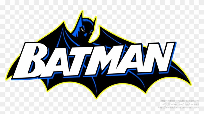 Word Clipart Batman - Batman Clipart #121503