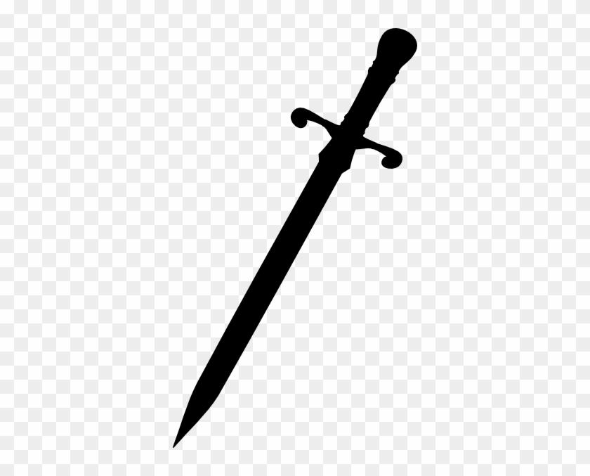 Birthday Free Clipart Cartoon Dagger Clipart - Clip Art #121665