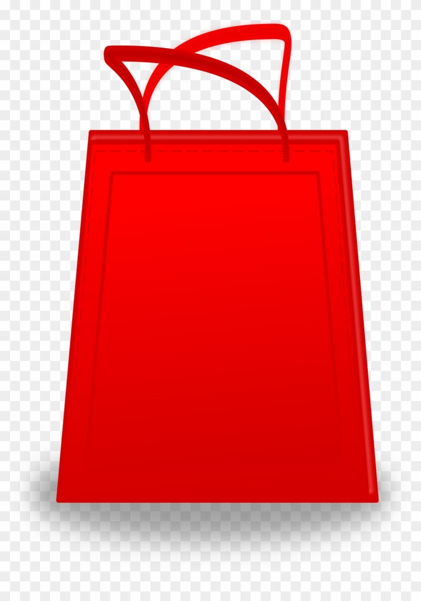 Clipart Shopping Bag - كيس التسوق #121720