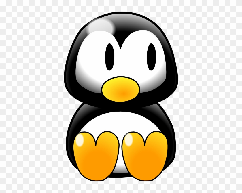 Easy To Draw Cute Penguins #121727