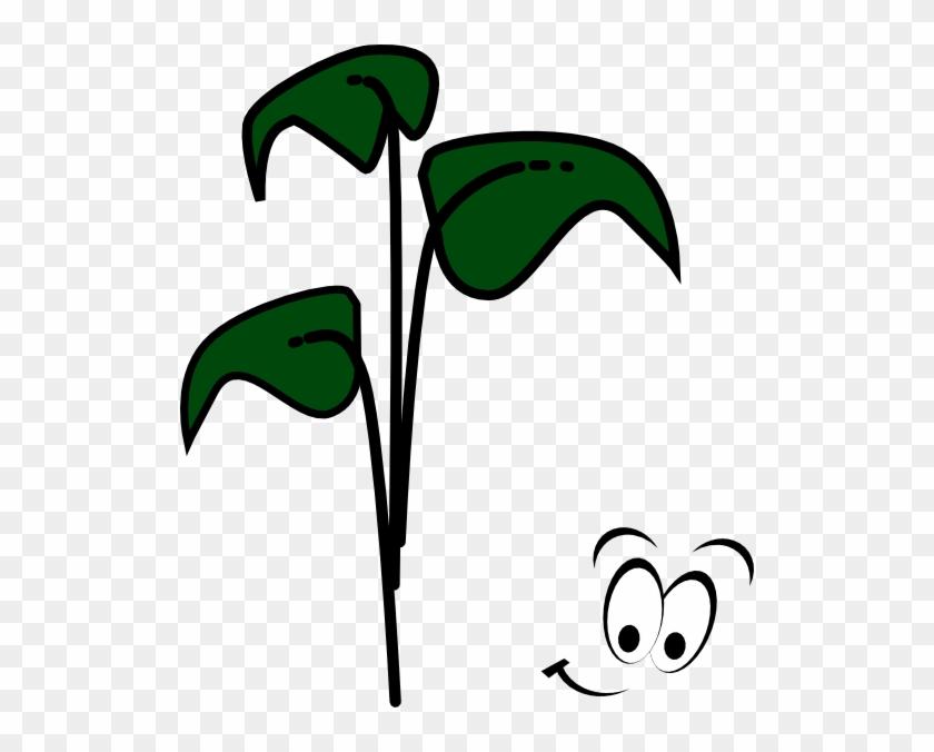 Bean Sprout Character Clip Art - Clip Art #121829