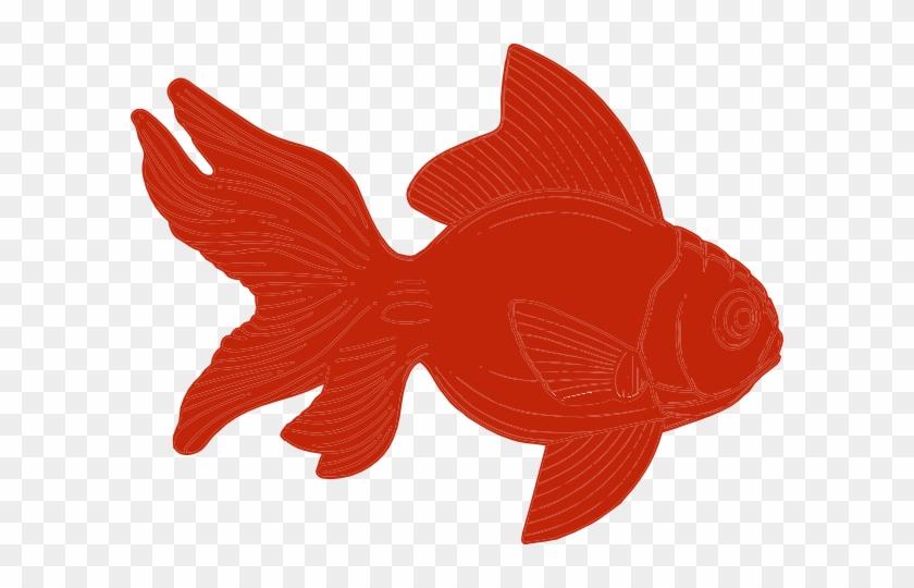 Orange Fish Clipart Clip Art At Clker - Clip Art #121868