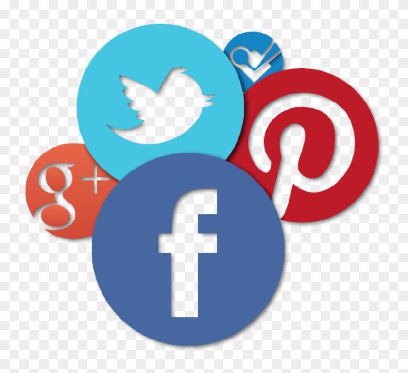 Logos - Transparent Background Social Media Logo Png #121933