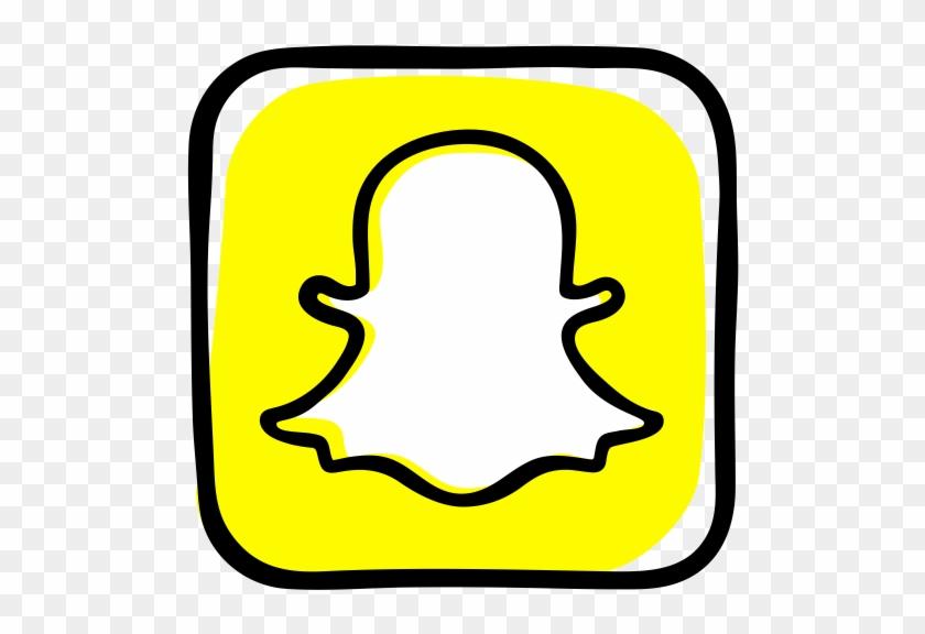 Camera, Media, Ghost, Social Media, Social, Communication, - Snap Png #122051