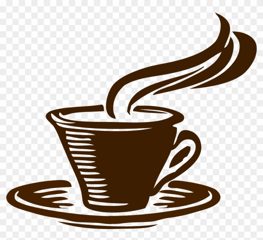 How To Brew A Coffee - Coffee Cup Vector Png #122082