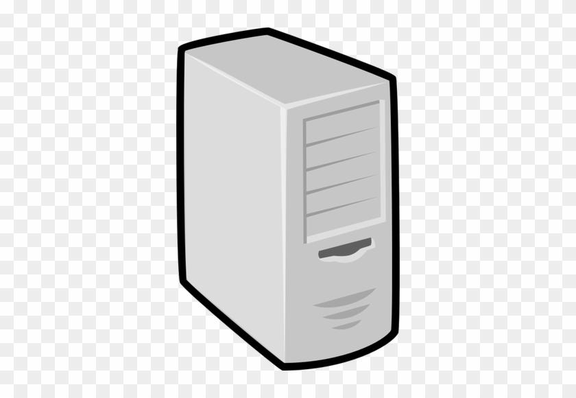 Komputer Server Clip Art Computer Cpu Clipart - Server Images For Powerpoint #122142