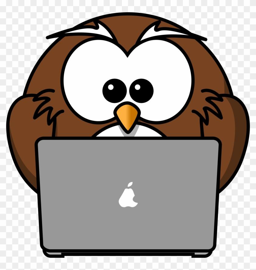 Microsoft Clip Art Animals Clipart Owl Pencil And In - Cartoon Owl #122262