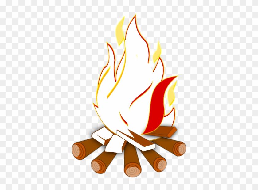 Bonfire Clipart Free - Bonfire Clipart Gif #122357