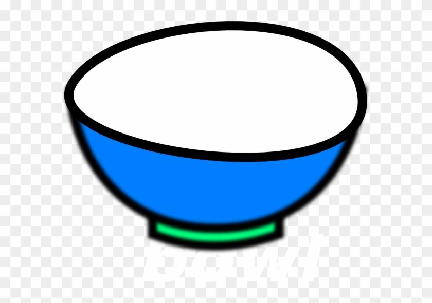 Bowl Clipart - ภาพ วาด จาน ข้าว #122445