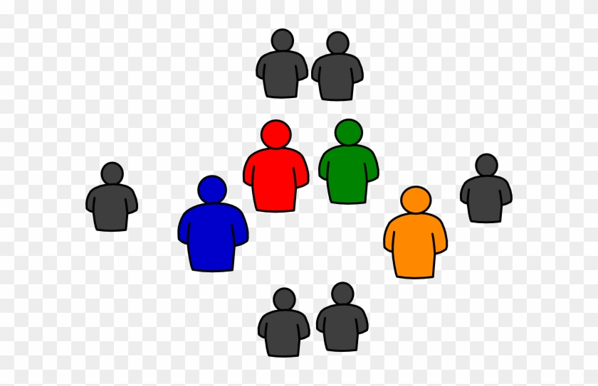 group of people in round clip art powerpoint people clip art rh clipartmax com Group of Business People Clip Art group of people clip art png