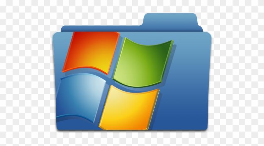 Ms Windows Clipart Windows Xp - Windows To Mac Folder #122692
