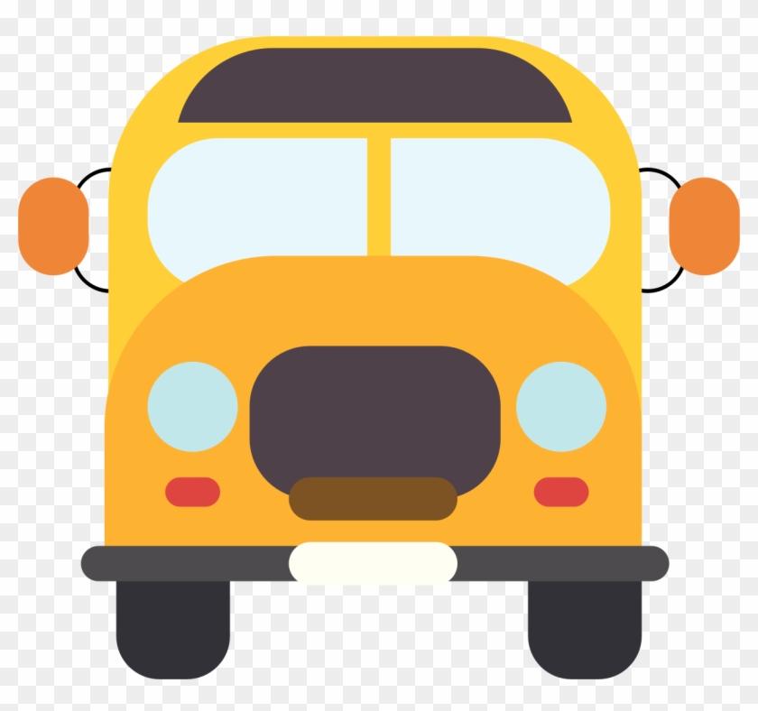 Bus School Clipart Images - School Png Clipart #122714