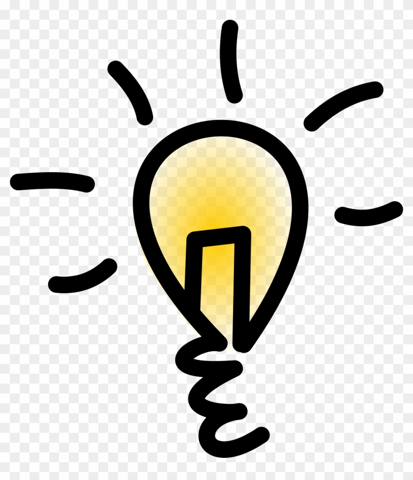 Light Bulb Clipart Images - Incandescent Light Bulb #122812