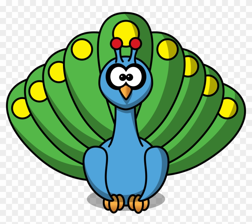 Peacock Clipart Free Clipart Images - Peacock Clipart #123058