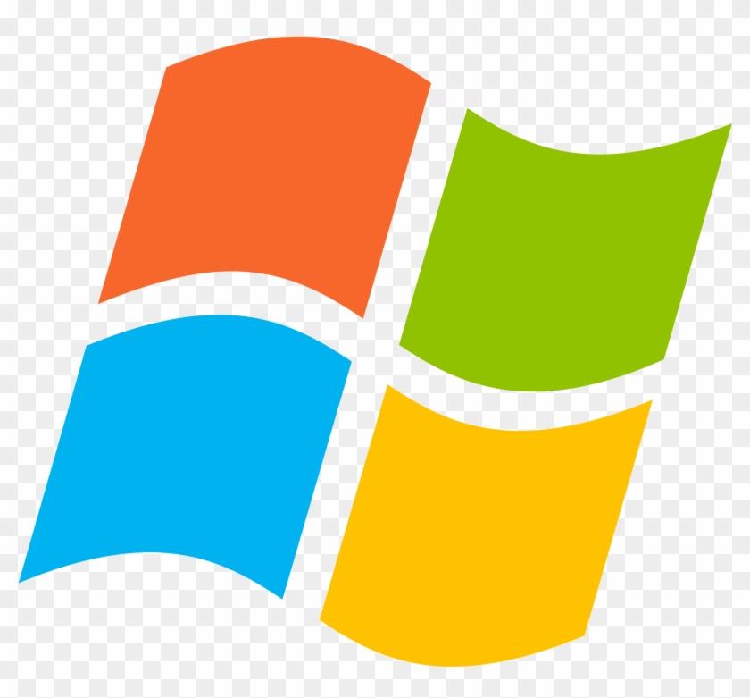 Ms Windows Clipart Windows 7 - Windows Logo Png #123111