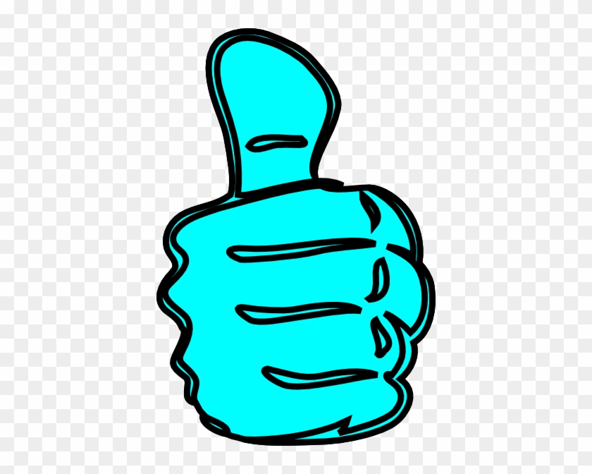 Thumbs Up Clip Art - Thumbs Up Clipart #123131
