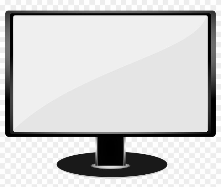 Display Computer Clipart - Computer Screen Clipart #123427