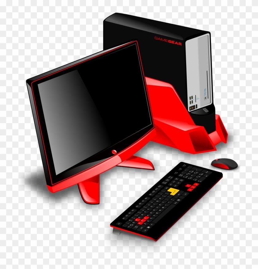 Generic Game Desktop - Computer Png #123436
