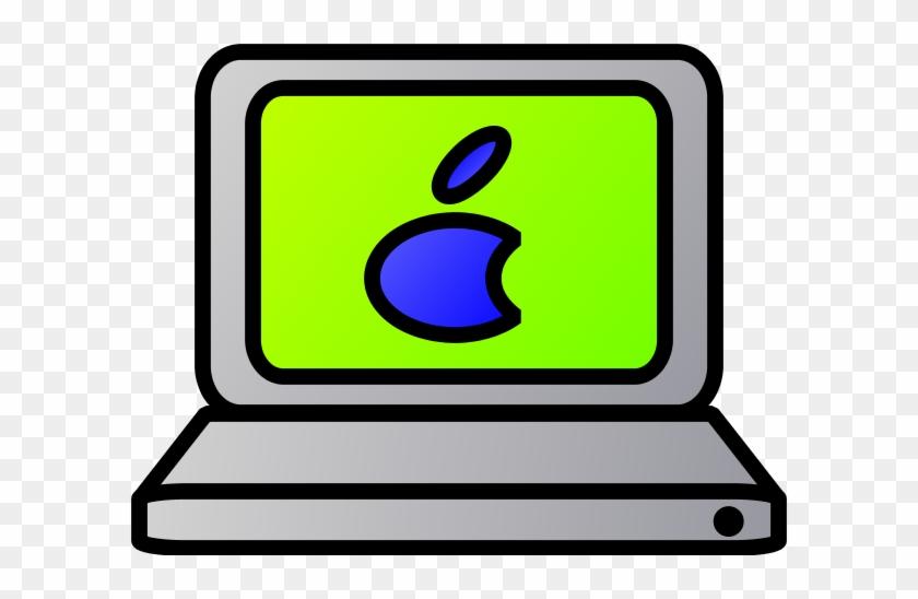Apple Computer Clipart - Mac Clip Art #123472