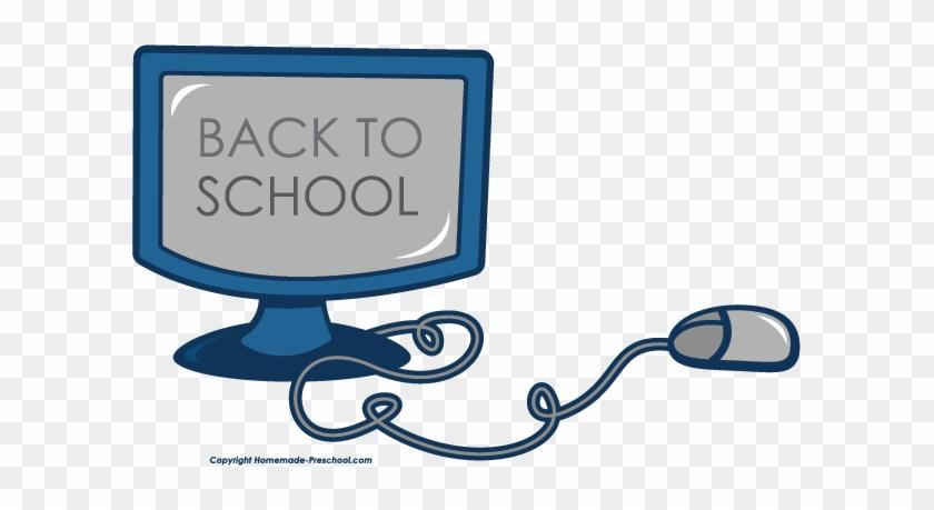 Free Back To School Clipart - Aarhus School Of Engineering #123474