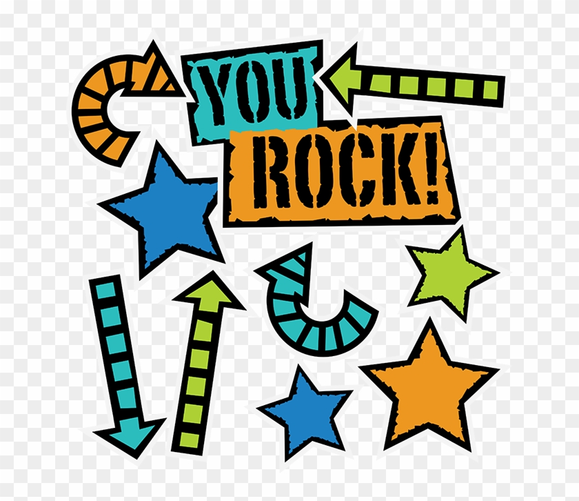 Clipart You Rock - You Rock Clipart Png #123488