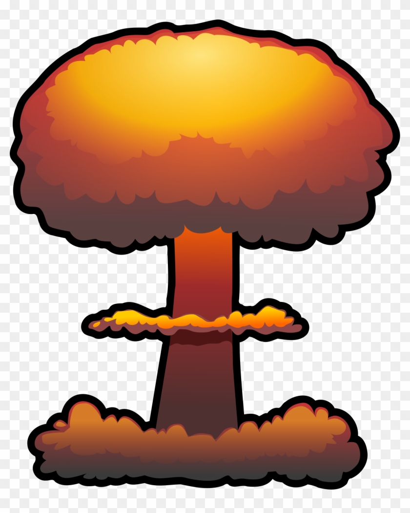 Explosion Png Images Transparent Free Download - Nuclear Explosion Clip Art #123562