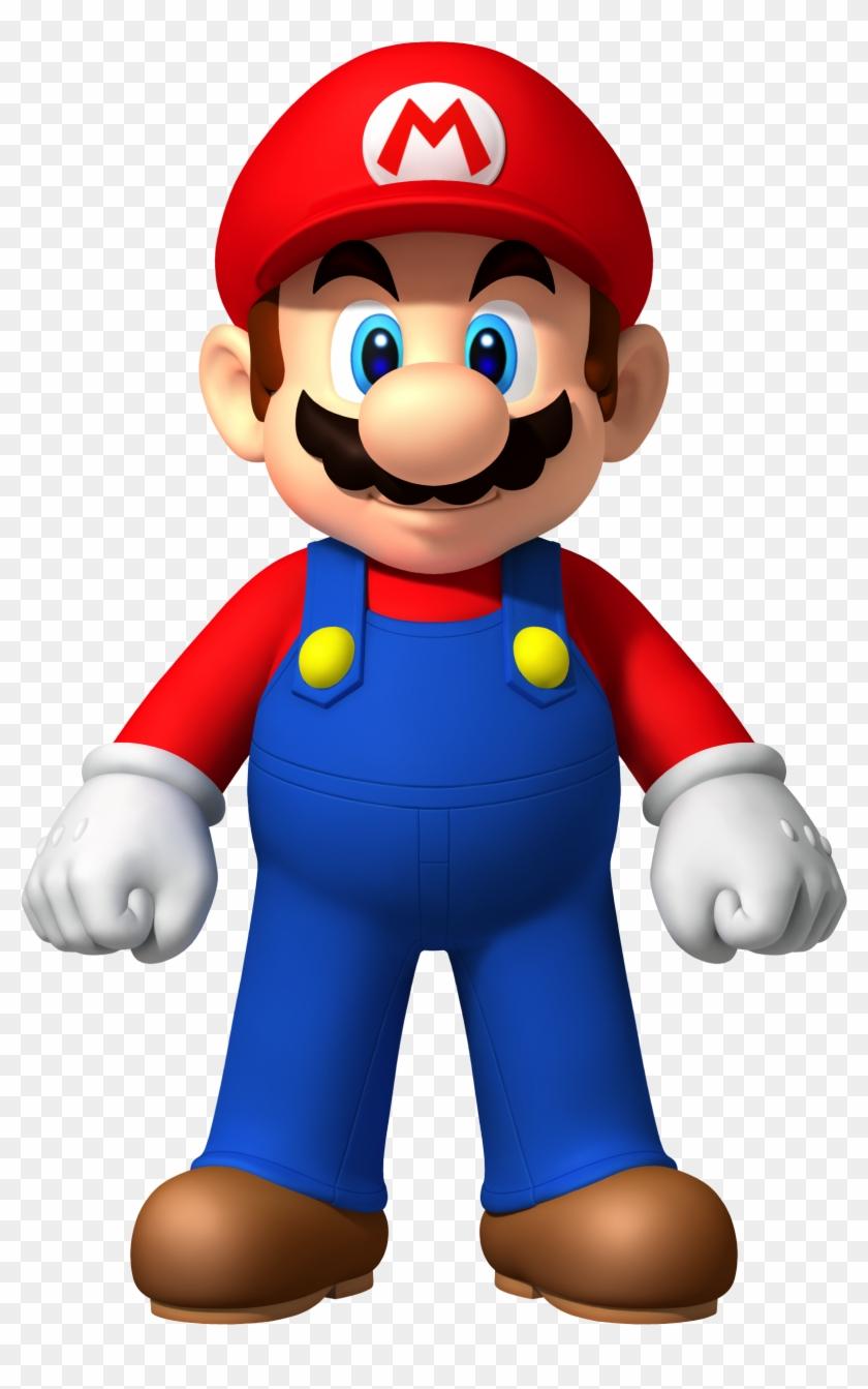 Super Mario Bros Characters Clipart - Nintendo Prepaid Card (for Japan) #123667