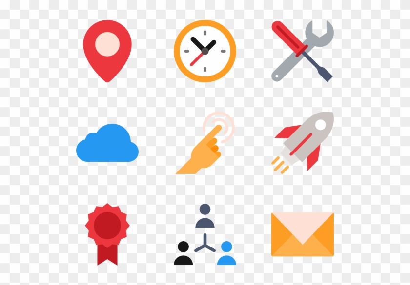 Business - Clip Art Icon Png #123672