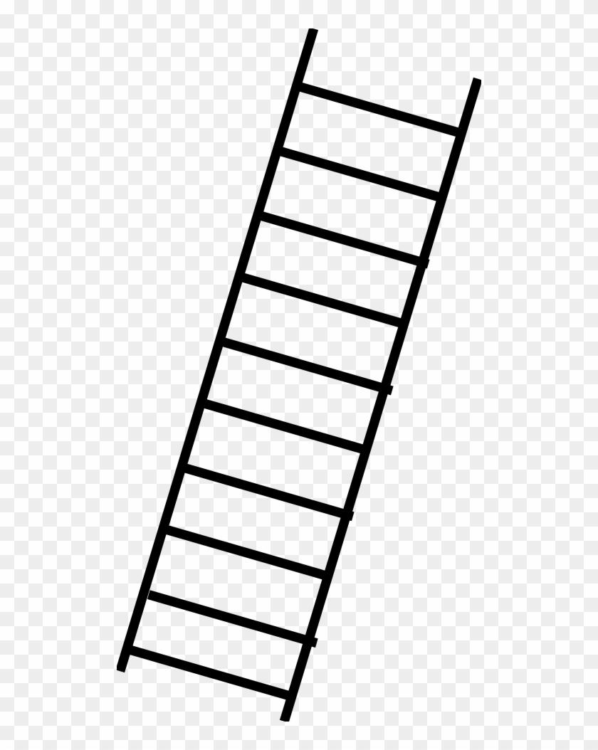 Ladder Clipart - Ladder Clipart Transparent #123727