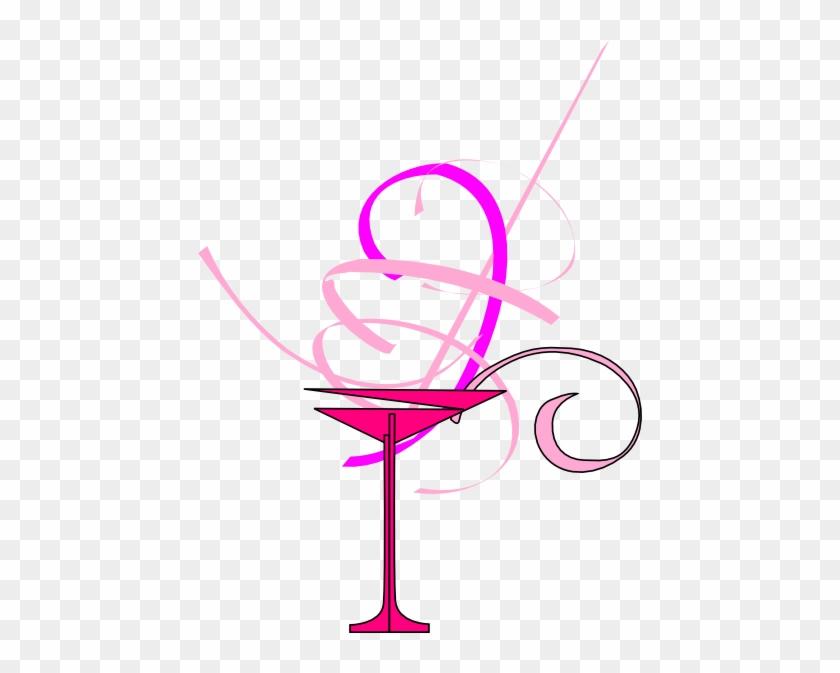 Martini Glass Clip Art Lady Drinking Martini Clipart - Martini Glasses Clip Art #123939