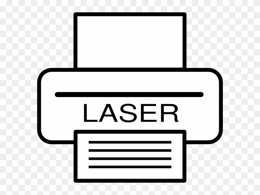 Laser Printer Clip Art - Laser Printer Clip Art #124002