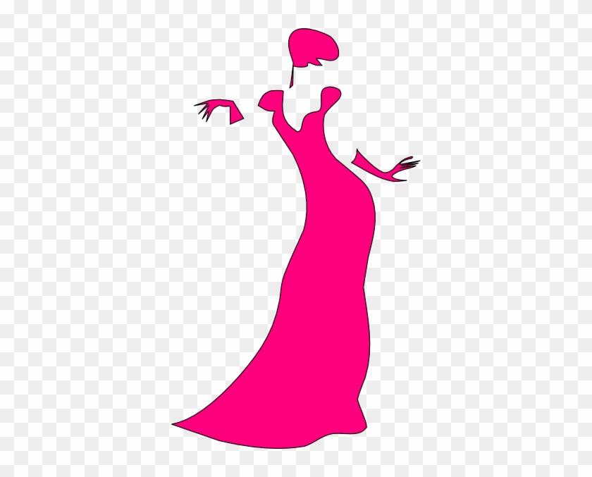 Lady Clip Art #124012