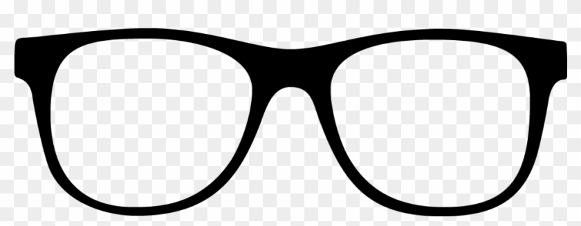 Free Vector Glasses Icon - Glasses Png For Picsart #124088