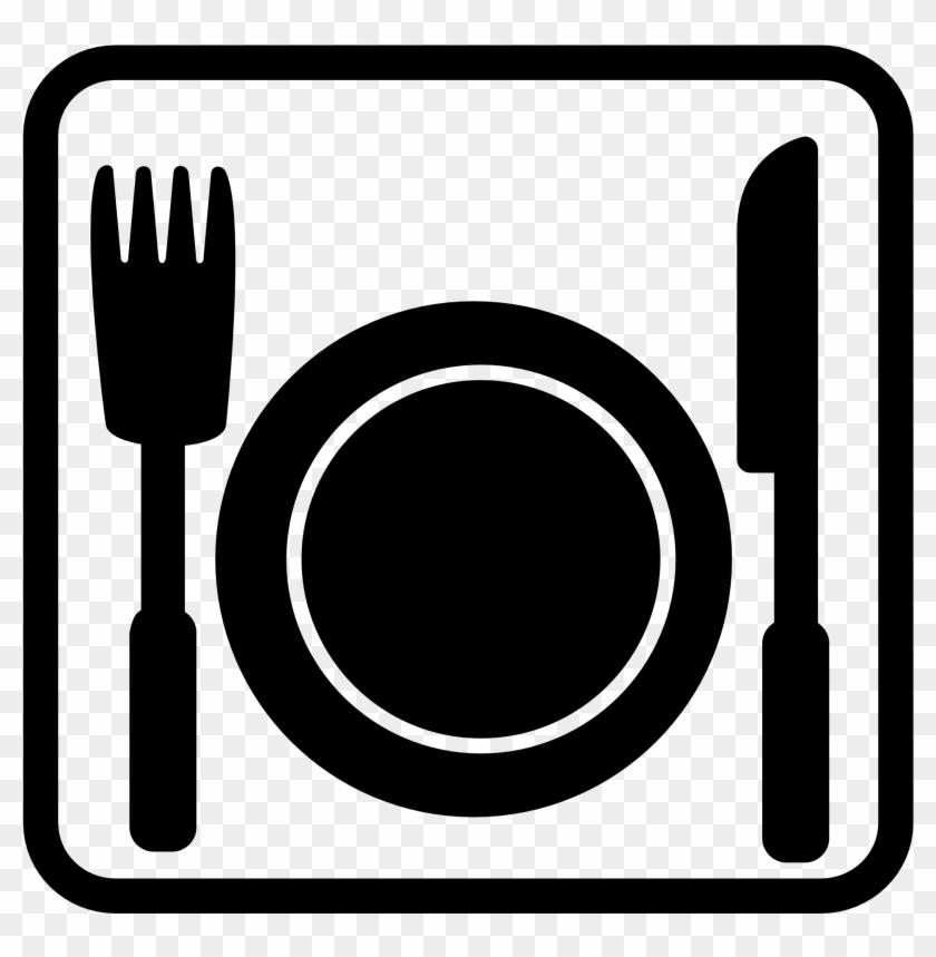 Clip - Restaurant Clip Art #124089