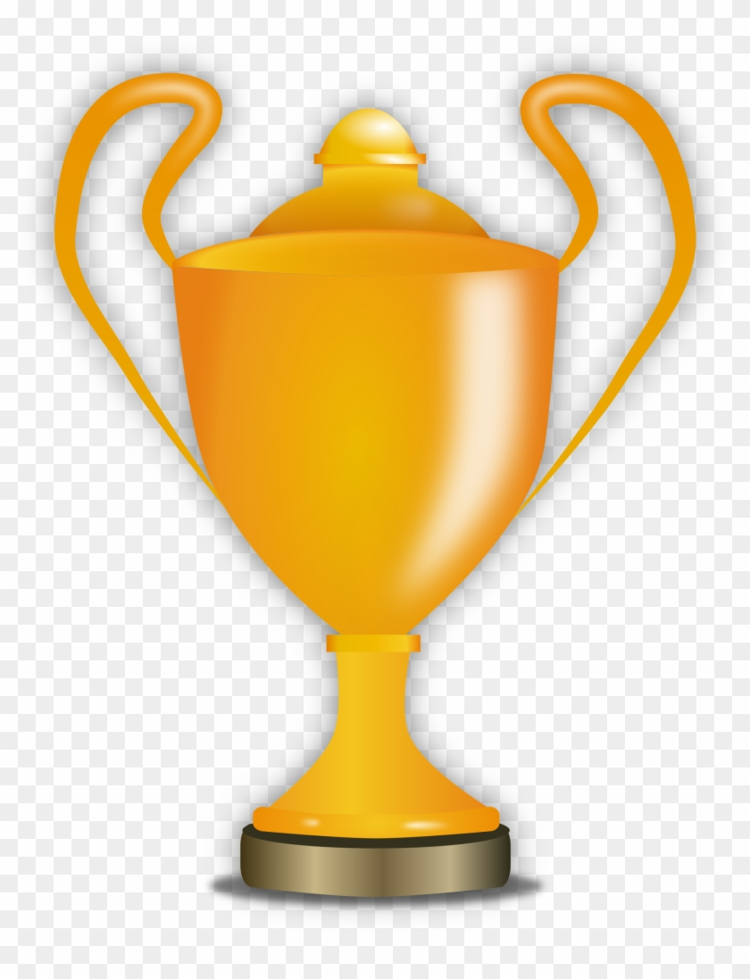Trophy Clipart Academic Award - Clipart Prizes #124108