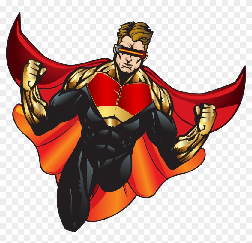 Superhero Png Clipart - Superhero Png #124716