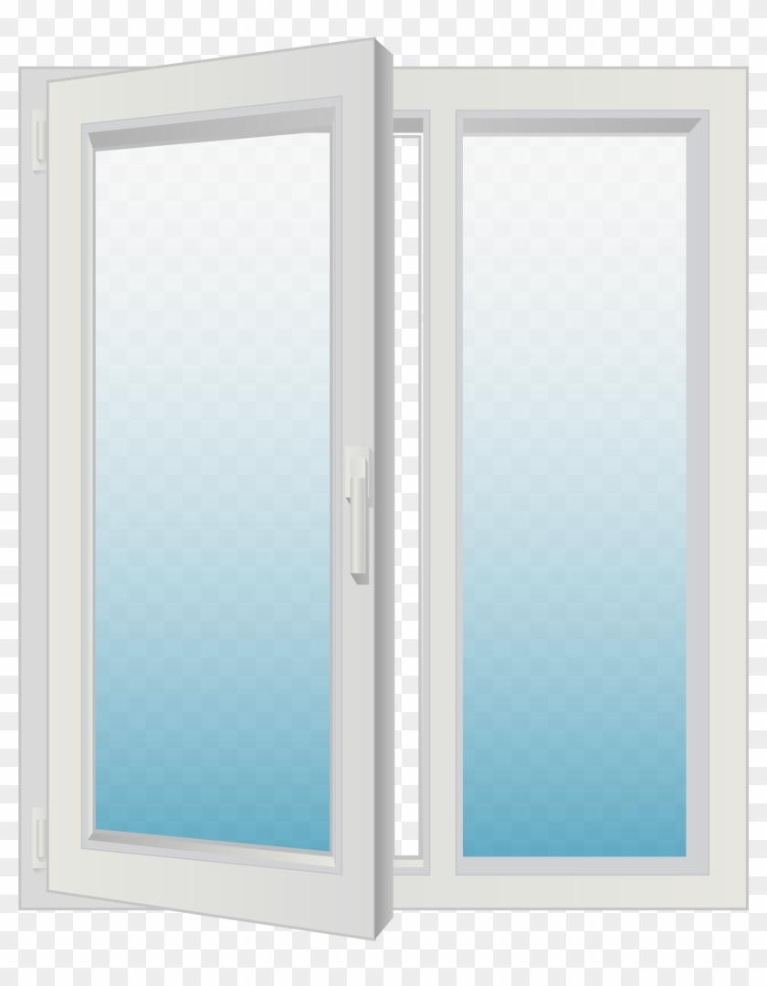 Window Png Clip Art - Sliding Door #124728
