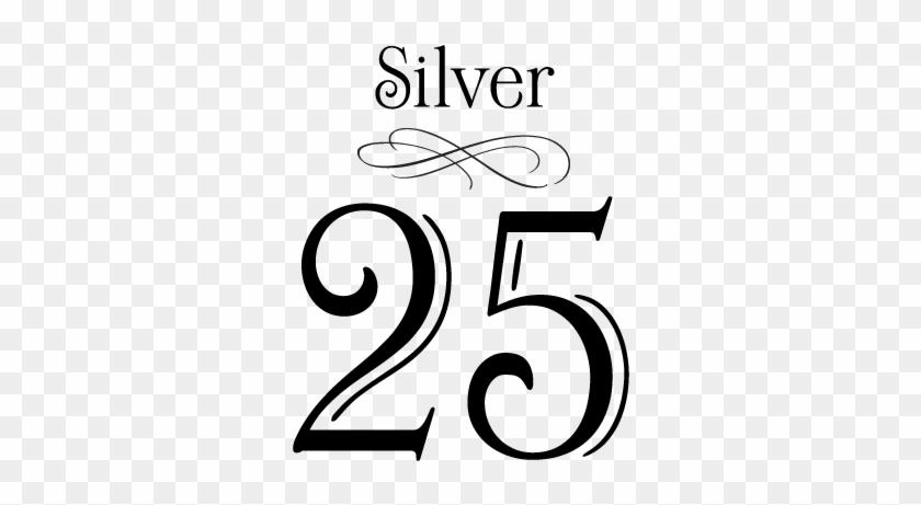 25th Anniversary Clip Art Free Crystal 15th Wedding 124774