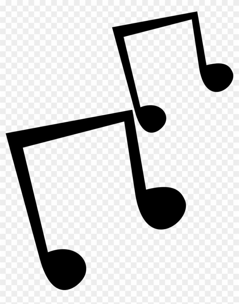 Clipart Info - Music Notes No Background #124783