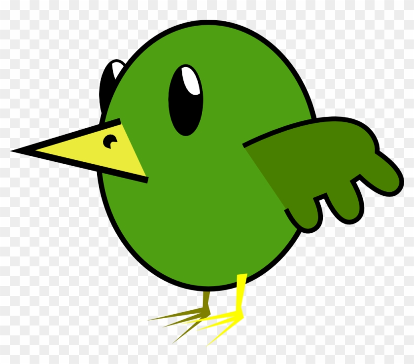 Clipart Bird Transparent Background Cliparts Free Download - Cartoon With No Background #125012