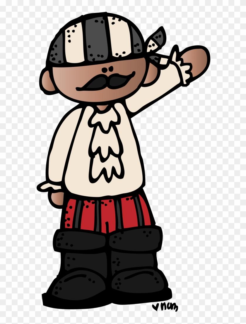 Boy 5 C Melonheadz 13 Colored - Pirate Clipart Melonheadz #125214