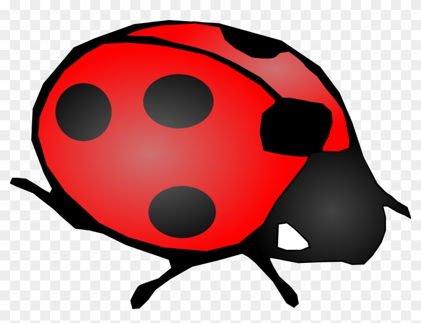 Clipart Tags - - Ladybug Clipart Black And White #125325