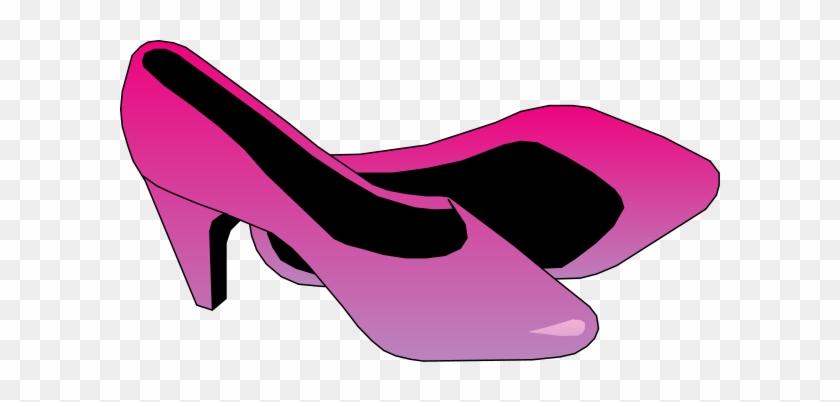 Shoes Clipart - Ladies Shoes Clipart #125363