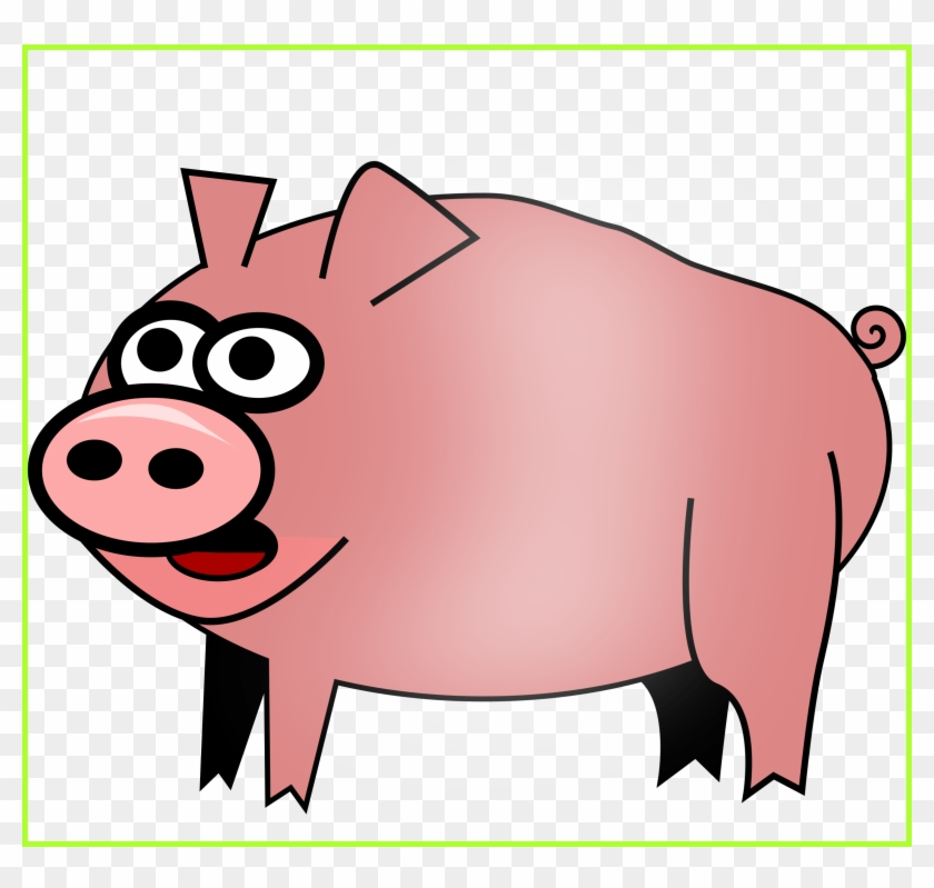 Best Pig Clipart No Background Clipartxtras Pic Of - Physical Education #125440