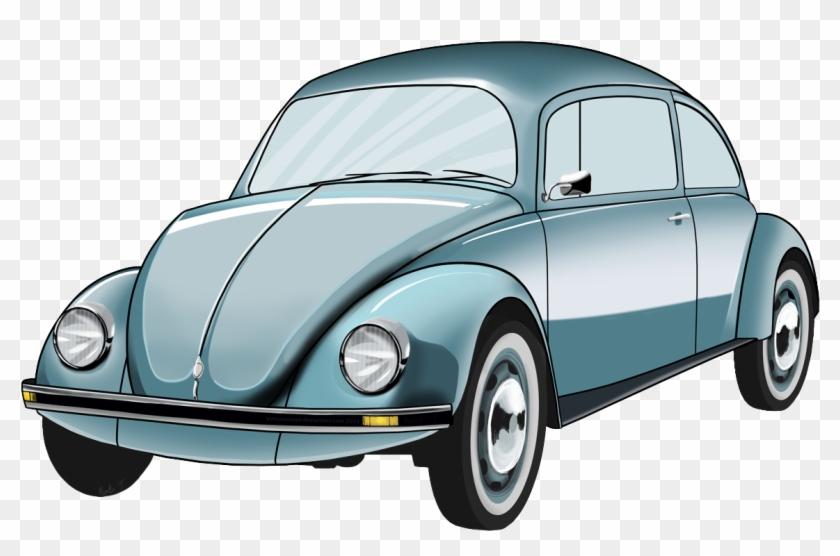 Free To Use Public Domain Transportation Clip Art - Vw Bug Clip Art #125569
