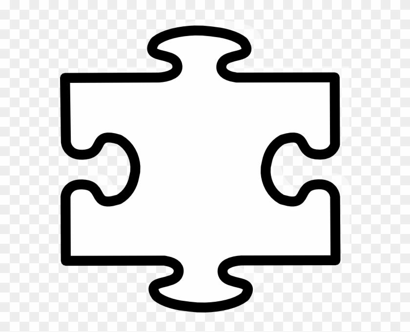 Large Puzzle Piece Template - Free Transparent PNG Clipart Images ...